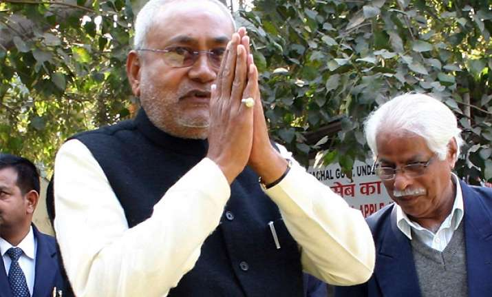 congress should seek a fresh mandate nitish