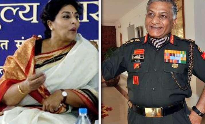 congress tells army chief our patience should not be viewed