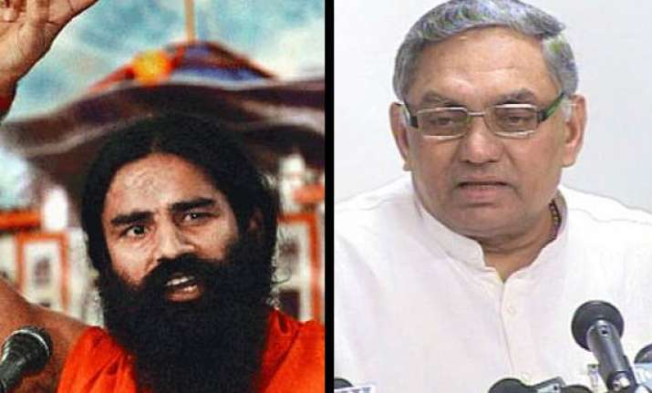 congress welcomes ramdev ending fast