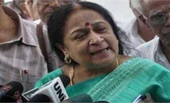 congress will not dump dmk says jayanti natarajan