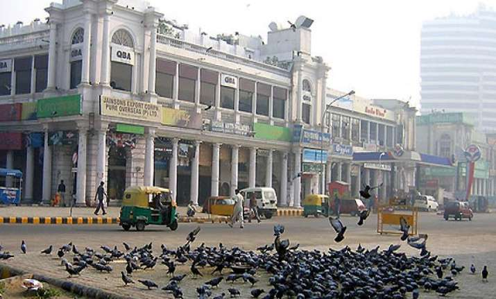 connaught place world s 5th most expensive office market