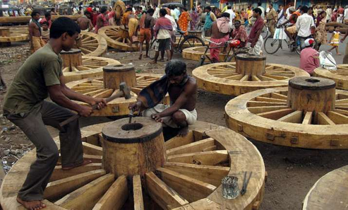 construction of chariots begins for puri ratha yatra