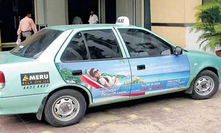 consumer forum orders meru cabs to pay compensation to