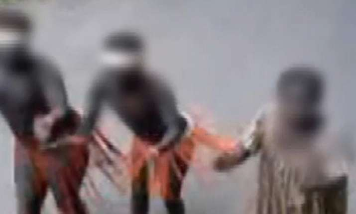 cop in video footage on dancing jarawa identified