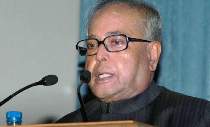 corruption has hit the poor says pranab