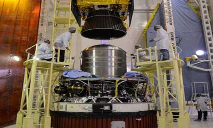 countdown begins for launch of india s second regional