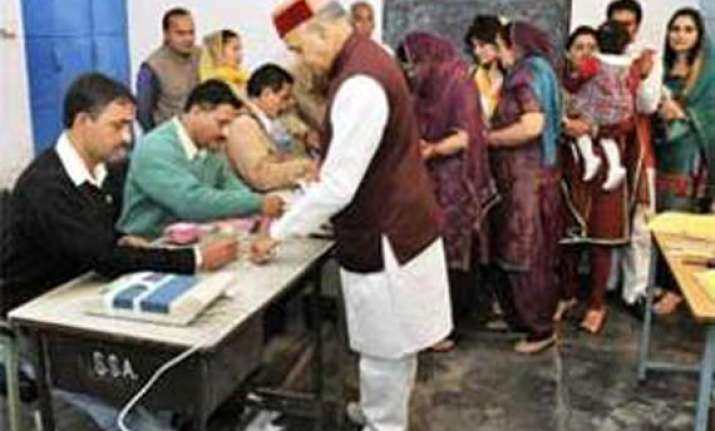 counting of votes begin in himachal