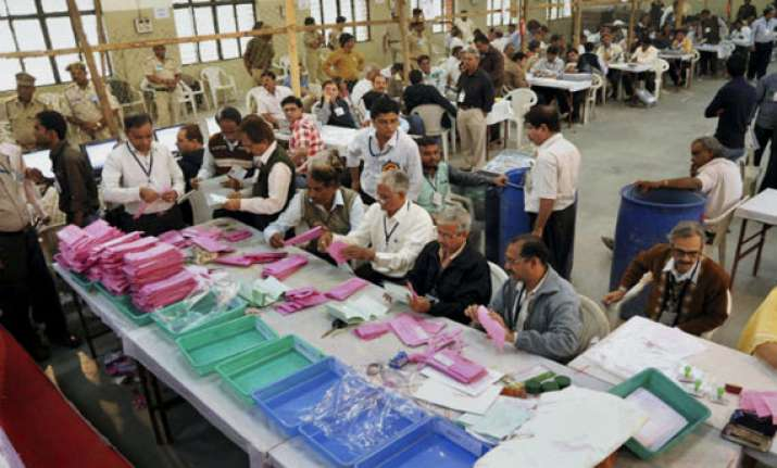 counting of votes in 48 maharashtra constituencies tomorrow