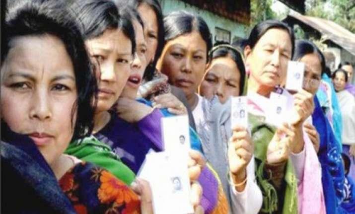 congress stages hattrick in manipur