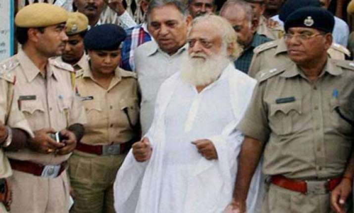 court rejects asaram plea challenging age of victim slaps