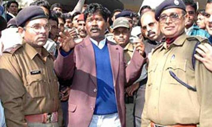 court stays arrest of bandhu tirkey for a week