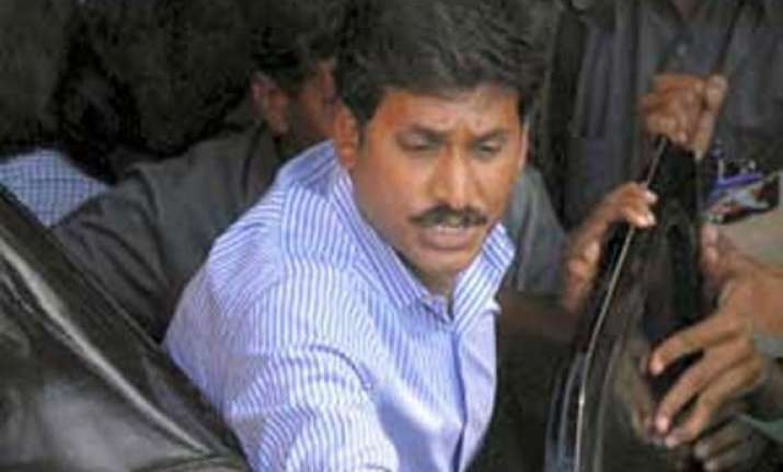 court takes cognisance of charge sheet in case against jagan