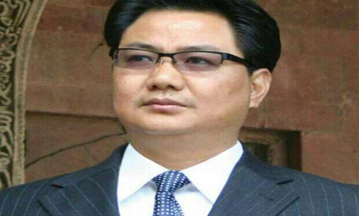 crime against women in up cause of concern for mha rijiju