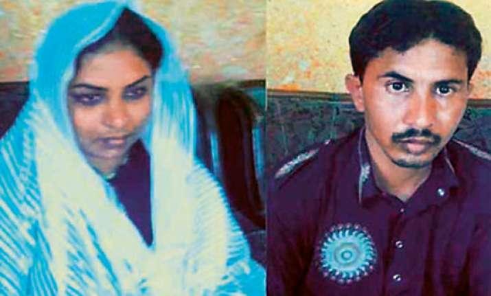 cross border love odisha doctor marries friend in pakistan