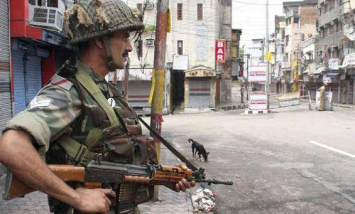 curfew continues in kishtwar
