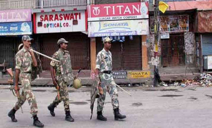 curfew lifted completely in saharanpur