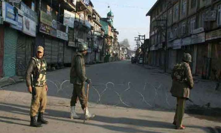 curfew like restrictions in valley mobile internet suspended
