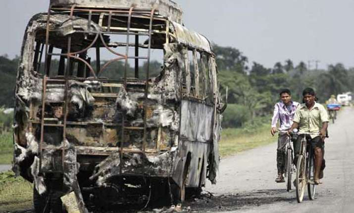 curfew relaxed in 3 btad districts no fresh incidents
