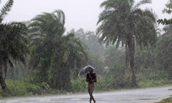 cyclone phailin moves towards phulbani odisha gradually