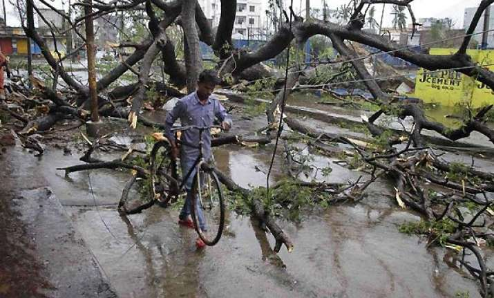 cyclone phailin odisha cm naveenpatnaik happy over