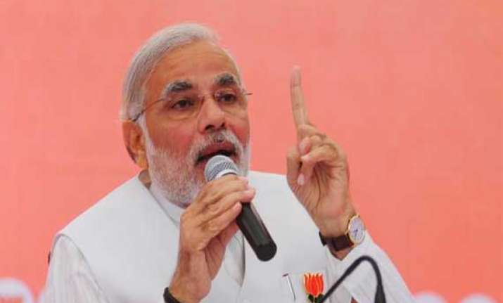 dd interview row modi compares it to emergency era