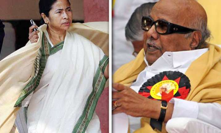 dmk trinamool oppose constitution amendment bill