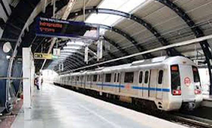 dmrc approves extension of metro in ghaziabad