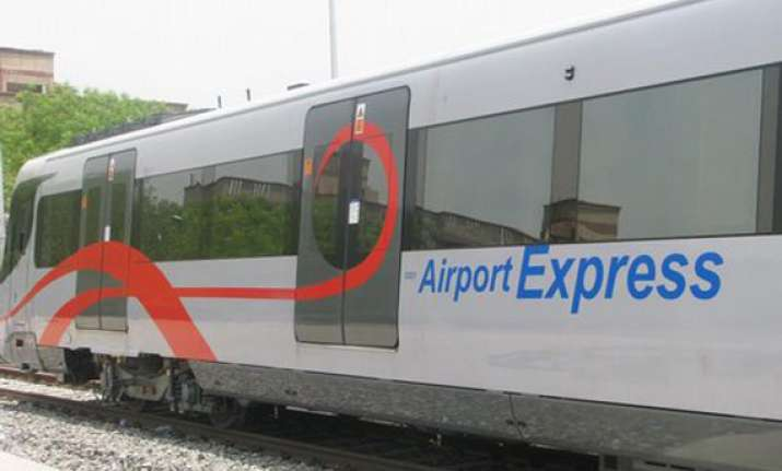 dmrc to take over airport express link from midnight