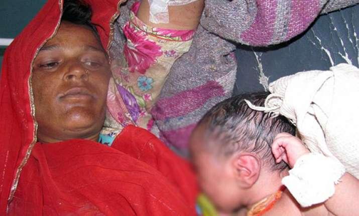 dna test confirms new born girl s parentage in jodhpur