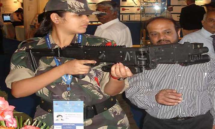 drdo develops corner shot rifle for counter insurgency