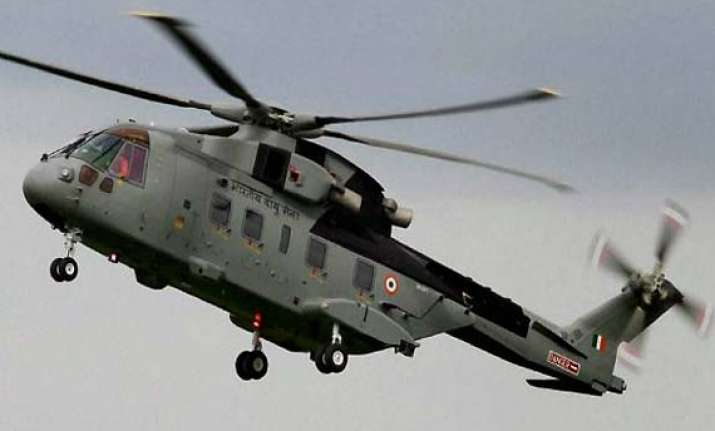 drdo says it has capability to produce vvip choppers