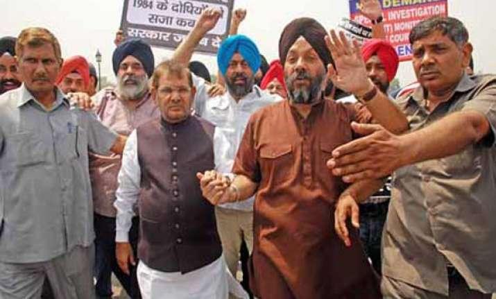 dsgmc to build memorial for 1984 anti sikh riot victims