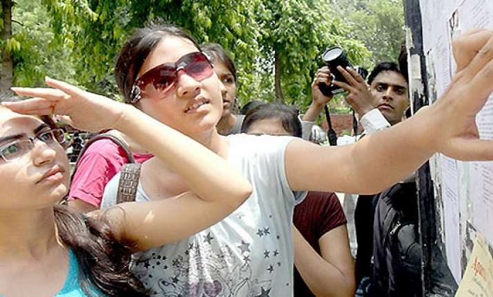 du colleges to release sixth seventh cut off lists
