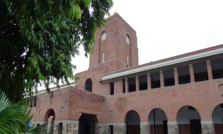 du s st stephen s college defers fyup admissions