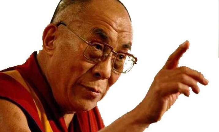dalai lama attends buddhist meet calls off press conference