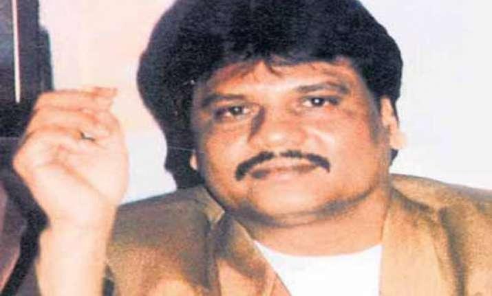 dawood s arch rival chhota rajan suffers multiple organ
