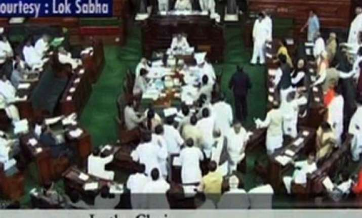 day 2 no work in parliament as opposition stalls proceedings