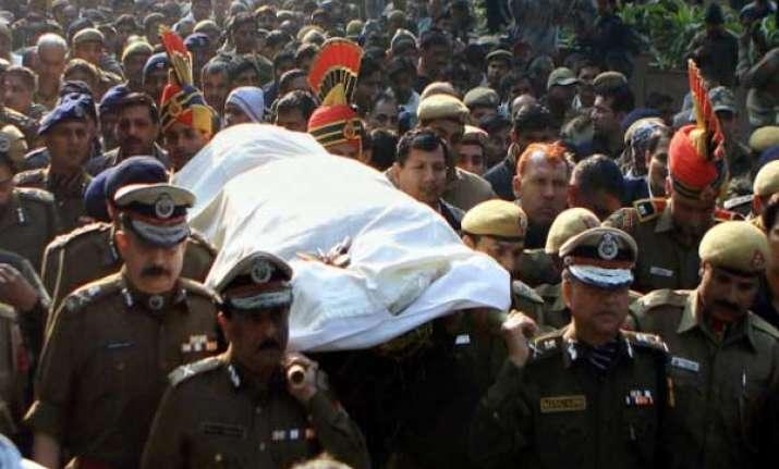 dead delhi police constable had brush with death in 1989