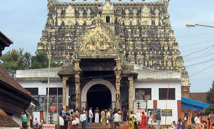 death destruction if last vault of padmanabhaswamy temple
