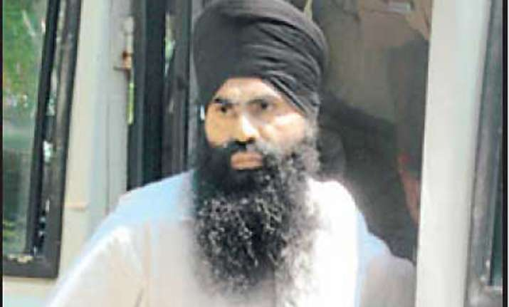 death row convict bhullar mentally unstable under treatment