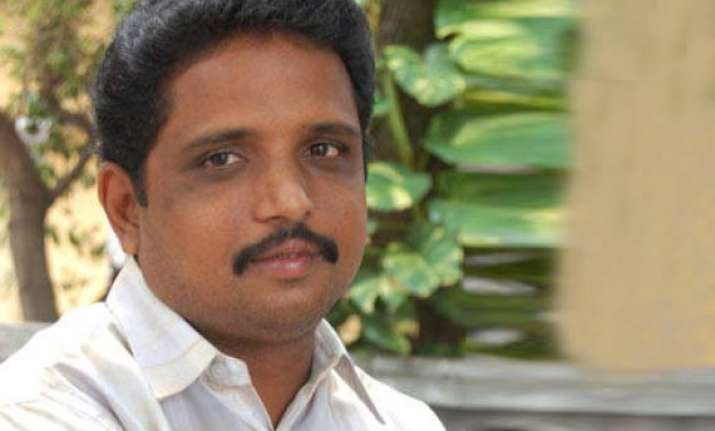 debutant novelist su. venkatesan wins sahitya akademi award