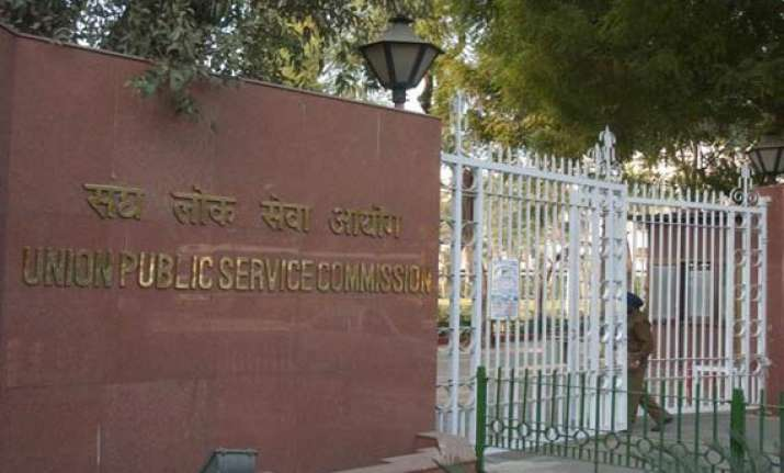 decision on pattern of upsc civil services exams in 2 3