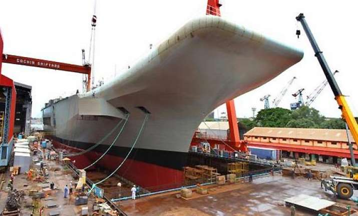 india s first aircraft carrier ins vikrant sold for rs 60