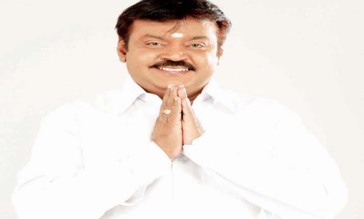 defamation case vijaykanth exempted from personal appearance
