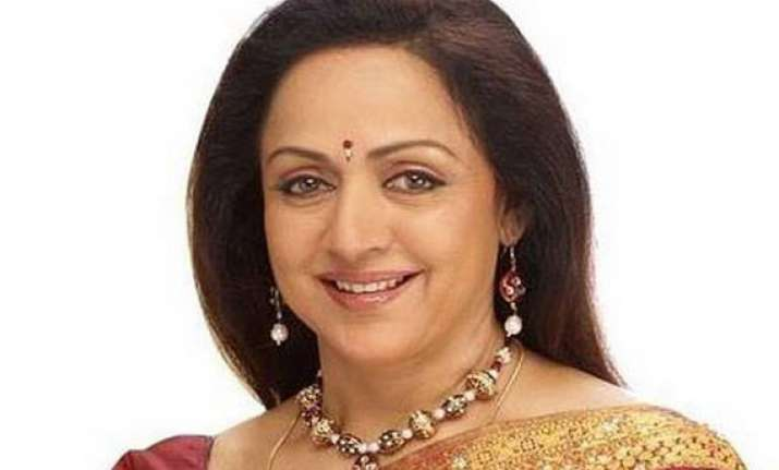 defamatory pamphlet against hema malini admin registers case