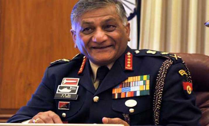 defence ministry s decision on army chief ethically wrong