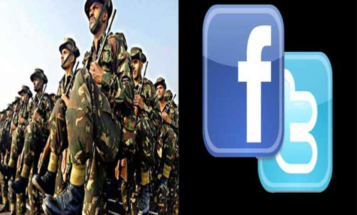 defence ministry asked to get active on twitter facebook