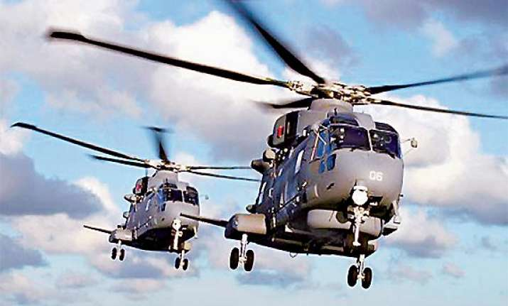 defense ministry gives final notice to agusta on chopper