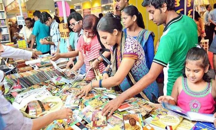 delhi book fair to begin tomorrow