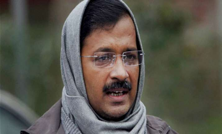 delhi election office submits report on kejriwal